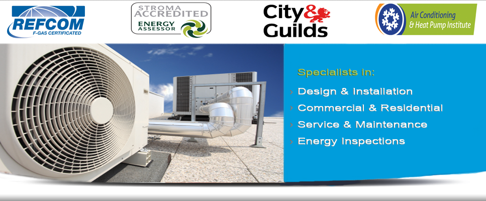 Commercial & Residential Air Conditioning